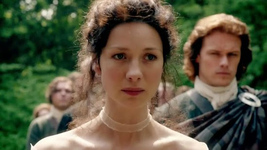 "OUTLANDER - ""The Wedding"""
