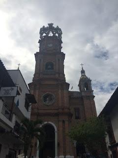 Parroquia de Nuestra Señora de Guadalupe, Puerto Vallarta Jalisco Mexico