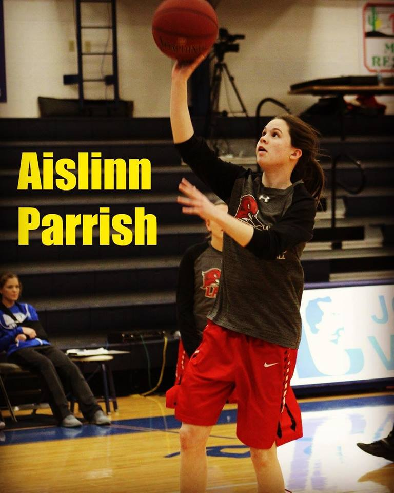 Aislinn Parrish