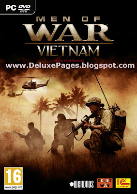 Men of War-Vietnam