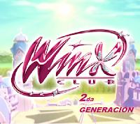 Winx Club 2da generación