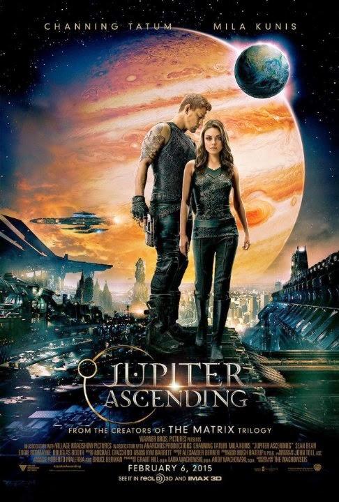 Ver El destino de Júpiter (Jupiter Ascending) (2015) Online