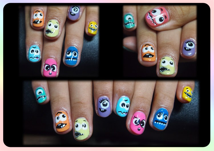 New trends magazine: Funky Nail Art 2015 - New trends