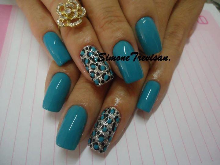 Moda en uñas de acrilico 2013 - Imagui