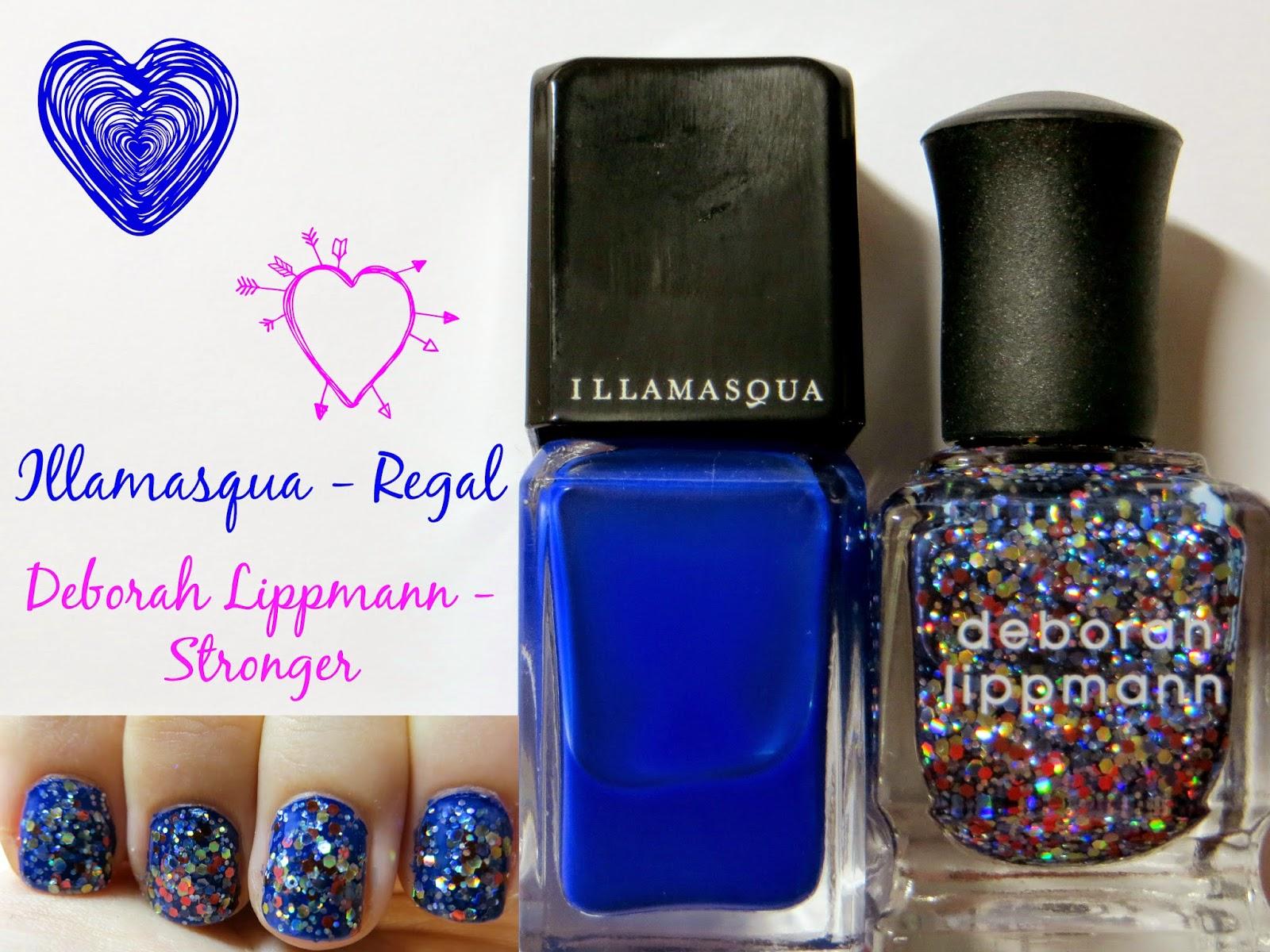 Shining Shimmering Splendid | Stunning Glitter Nails | StarryEyedGlamour
