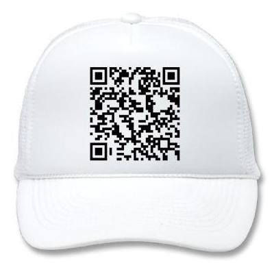 Cool QR Code Inspired Products and Designs (15) 13