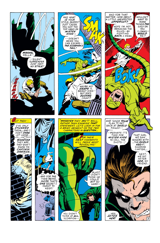 Captain America (1968) Issue #151 #65 - English 4