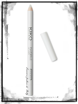invisible lip liner crayon contour des lèvres transparent kiko