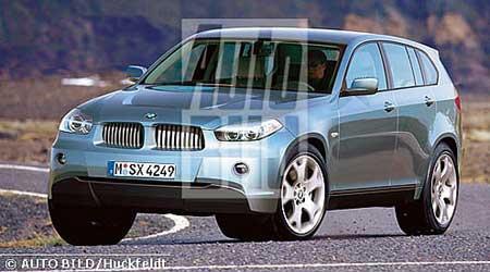 автомобил bmw x7