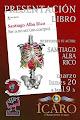 Presentación en Segovia ultimo Libro de Santiago Alba
