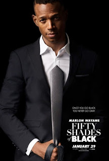 Fifty Shades of Black (2016) Online