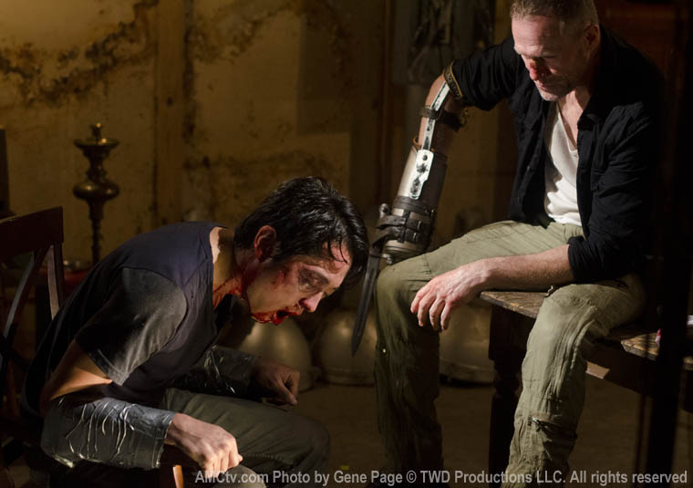 "The Walking Dead 3x07 - ""When the Dead Come Knocking"": Review - Glenn y Merle"