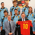 Spanish PM Rajoy backs Ronaldo for Ballon d'Or