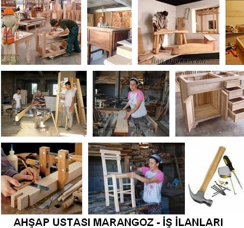 Ahşap ustası arayanlar marangoz arayanlar marangozluk