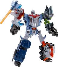 Hot Pick - Takara Tomy Transformers Unite Warriors UW-06 Grand Galvatron