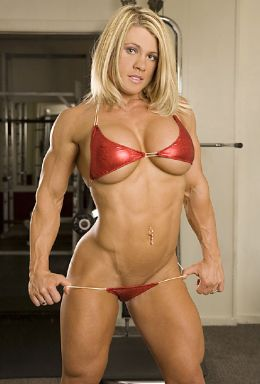 single female bodybuilders