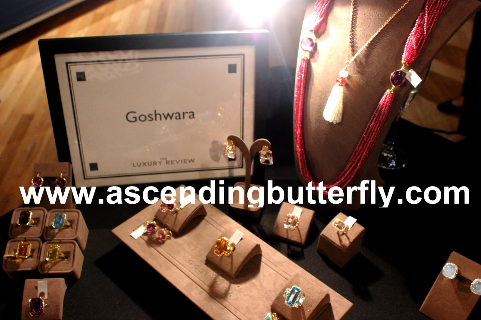 Goshwara Jewelry The Luxury Review Fall 2014