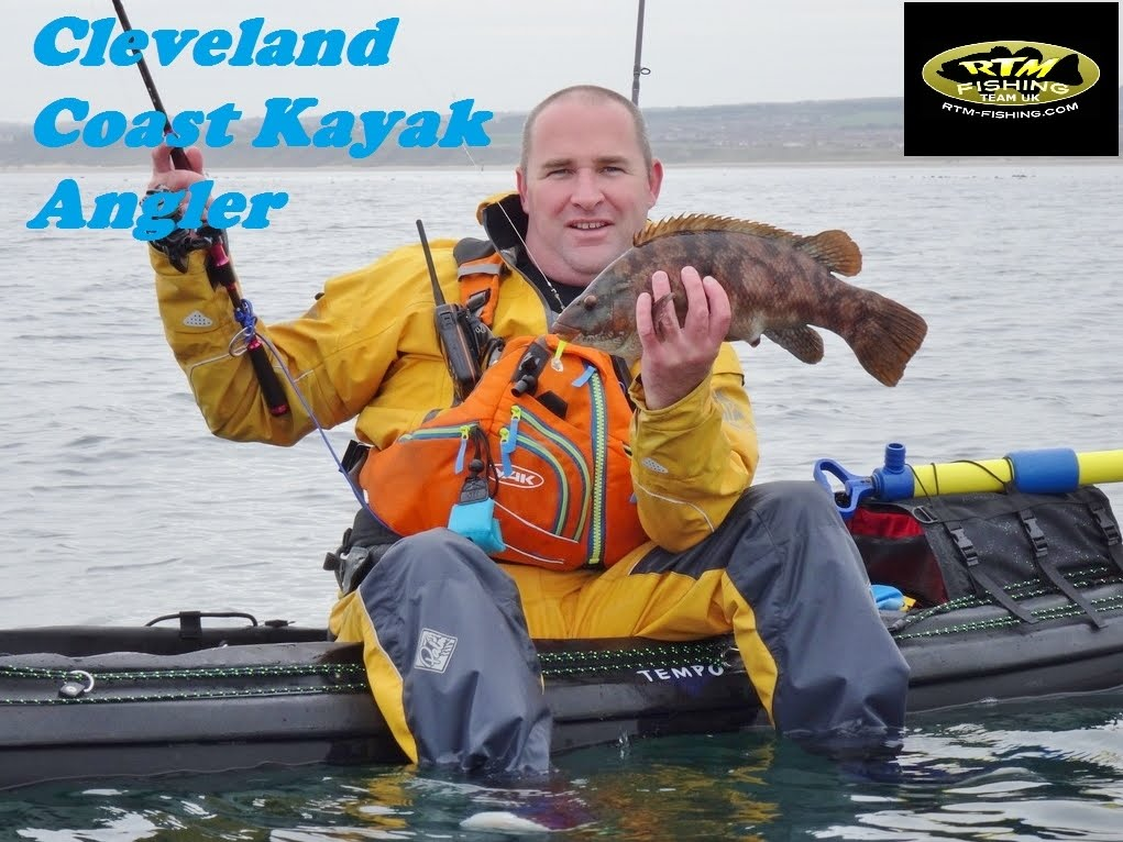 Cleveland Coast Kayak Angler