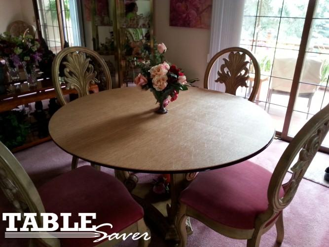 CUSTOM TABLE PADS Custom Table Pads Table Covers Table Toppers - Custom table pad covers