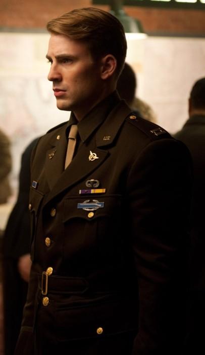 CAP GEAR: CAPTAIN AMERICA ARMY DRESS UNIFORM