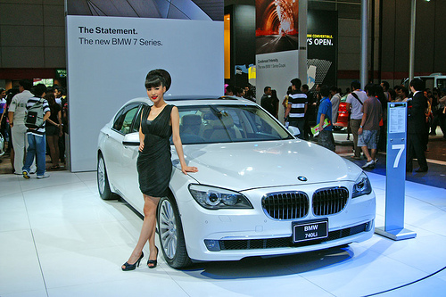 BMW 7-Series 740Li