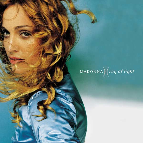 Madonna Ray of Light 1998