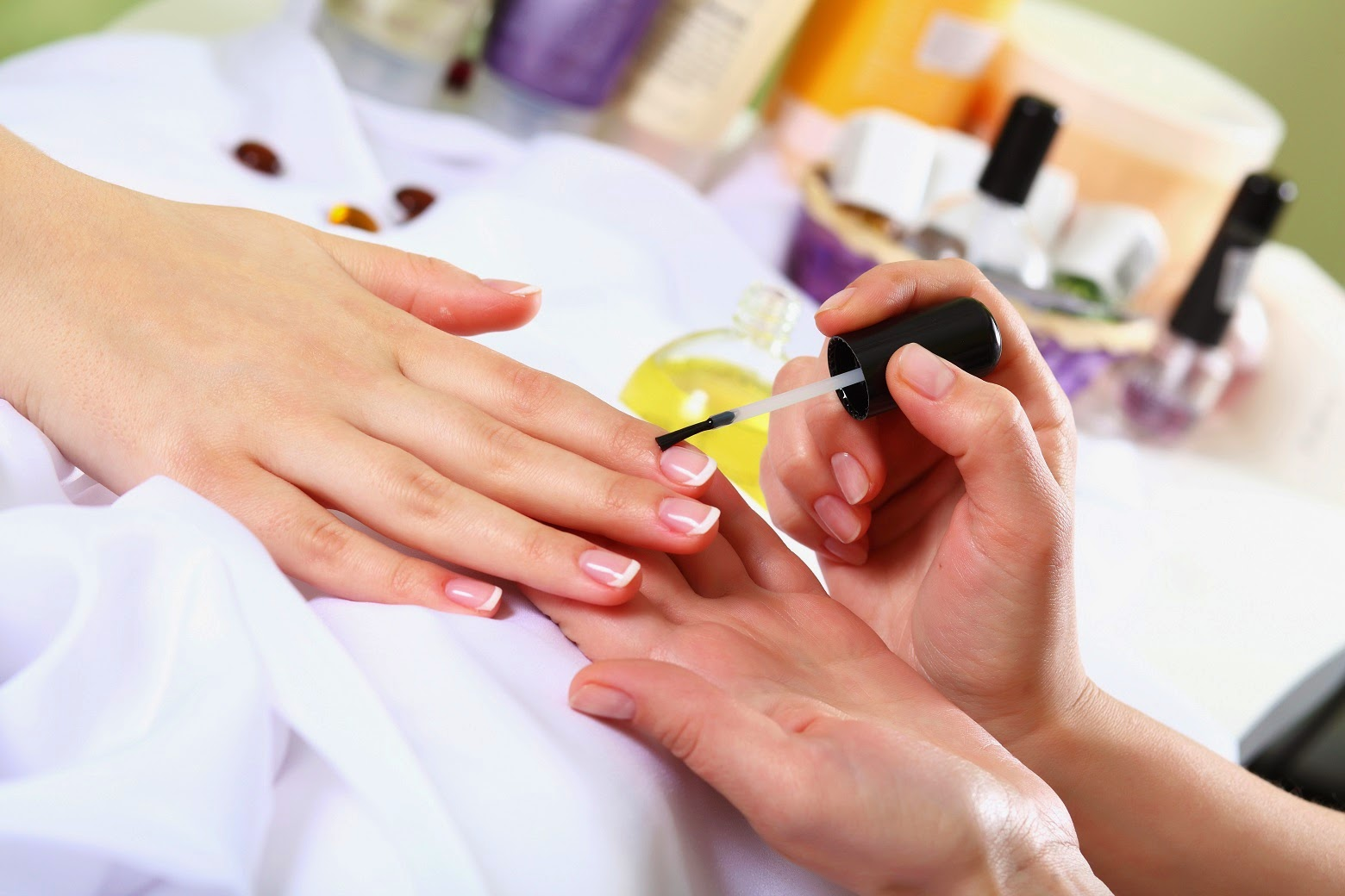 Pedicure and Manicure in Brighton