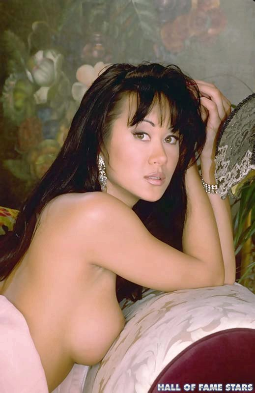 1 The first top 10 Asian porn star is Asia Carrera.