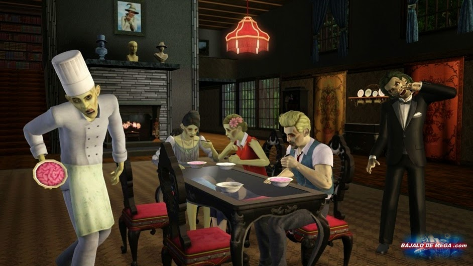 Los Sims 3: Criaturas sobrenaturales
