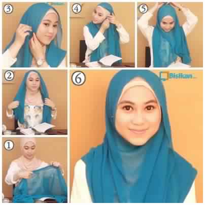 Hijab Moderne Tutorial Hijab Simple Casual Hijab Et Voile Mode Style Mariage Et Fashion Dans