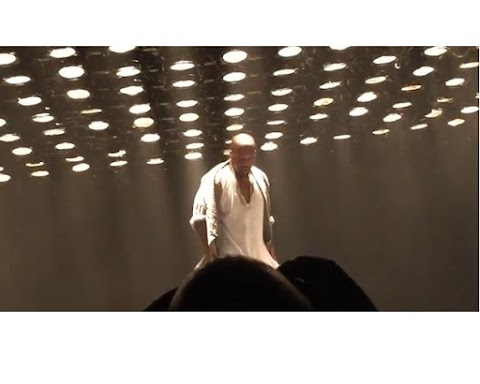 VIDEO REVIEW: Kanye West - Mercy - Birthday Bash 20