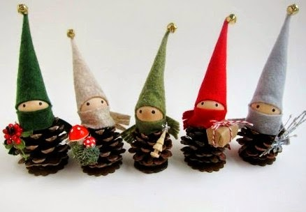The Art Of Up-Cycling: Decorations For Christmas Ideas ...