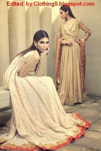 Sania Maskatiya Bridal Collection 2015-2016