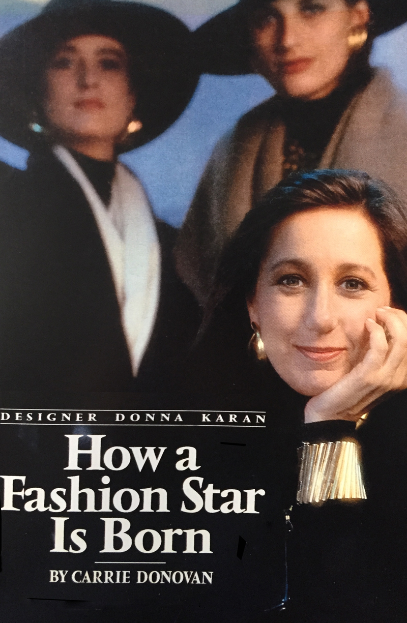 Donna Karan in newspapers / Biography