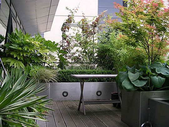 Balcony And Roof Gardens On Pinterest Rooftop Gardens