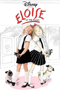 Eloise at the Plaza Poster