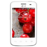 Harga dan Spesifikasi LG Optimus L3ii Dual E435 4GB Putih