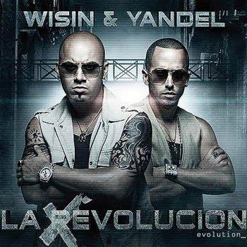 Wisin y Yandel - La Revolución Cover Portada album la revolución wisin y yandel portada album cover wisin y yandel la revolución