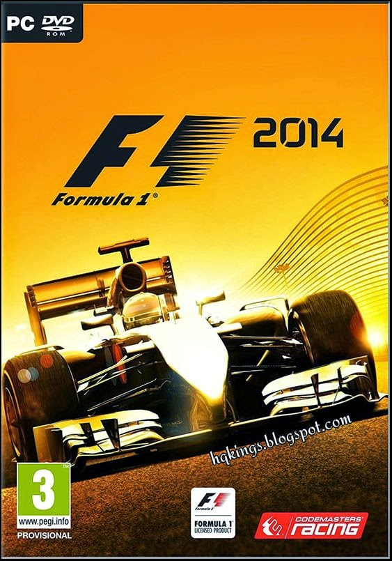 F1 2014 [Repack]
