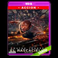 Rascacielos: Rescate en las alturas (2018) WEB-DL 1080p Audio Dual Latino-Ingles