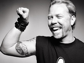 50 cinquenta anos james alan hetfield banda metallica feliz aniversário parabéns biografia guitarrista vocalista central do rock heavy metal thrash