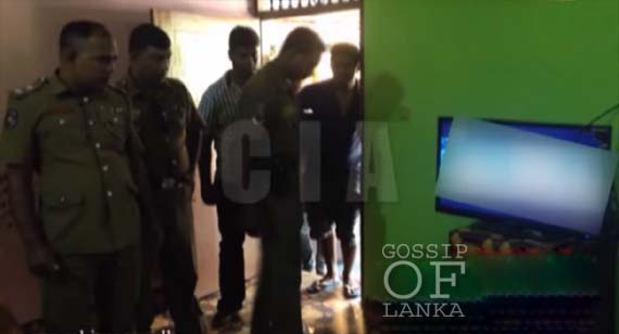 Hiru CIA - Hidden camera caught in Kuliyapitiya guest house