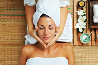 Traditional spa treatments include facials and massage.
