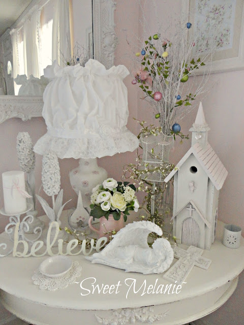 Sweet melanie happy easter for Home goods easter decorations