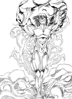 Dreicos Dibujos De Marko Cceres Shingeki No Kyojin Fan Art