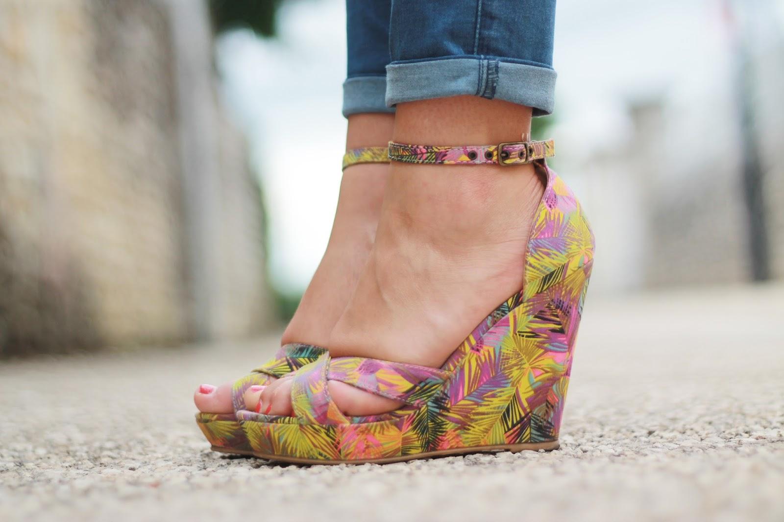 Sandales tropicool