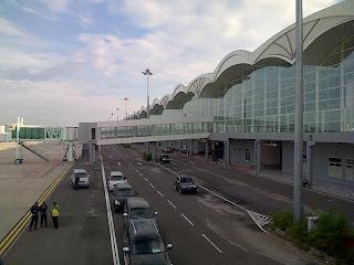 Bandar Udara International Kuala Namu.