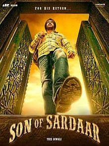 Ajay Devgan's Son of Sardar Review