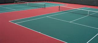Características das Quadras duras no Tênis