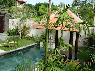 Kubu Manggala Villas Pool View